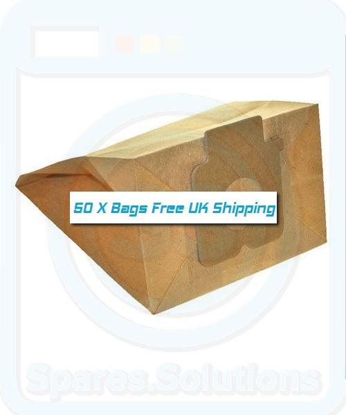 10 x C2E Vacuum Bags for Panasonic MCE7101 MCE7103 MCE7110 Hoover NEW