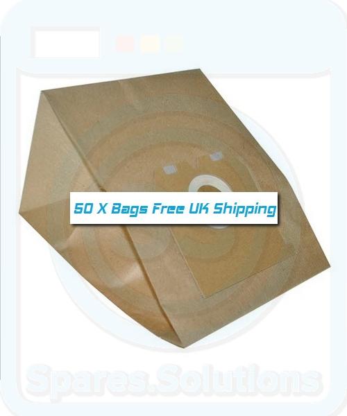 10 x Vacuum Cleaner Dust Bags For Volta U240 U241 Hoover Bag VCP1328