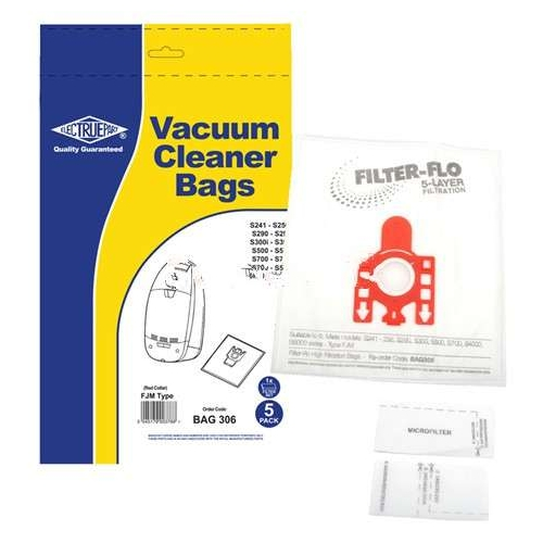 Vacuum Cleaner Bags Replacement Miele