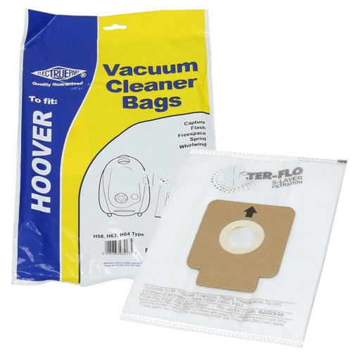 Vacuum Cleaner Bag For Hoover TCP1805
