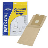 Replacement Vacuum Cleaner Bag For Dirt Devil DD6162 Pack of 5 Type:DD