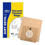 Replacement Vacuum Cleaner Bag For Dirt Devil DD2415 Pack of 5