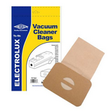 5x Vacuum Cleaner Dust Bags for Electrolux Z317, 325, 330, 345, D710, U241