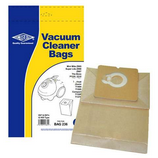 5 x Replacement Vacuum Cleaner Paper Bags For Nilfisk Compact C120 Type:E67