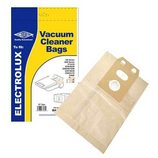 5x Dust Bags for Electrolux Z347, 349, 350, 351, Husqvarna 210, 220, 230