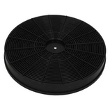 Round Carbon Filter for Zanussi ZHT621W Cooker Hood Extractor Vent