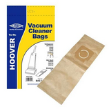 5 x Replacement Dust Bags For Hoover TurboPower 2 & 3 U2812 Type:H18