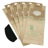 Original Hoover U3460 Vacuum Cleaner Bag Pack of 5 & Filter