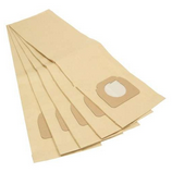 5 x Replacement Dust Bags For Hoover U2336 TurboPower 1 Hard Bags Cord Reel