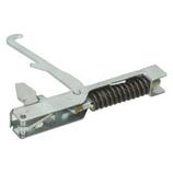 Original OVEN DOOR HINGE L / H (MALE) CKR For Delonghi 492880