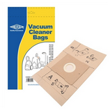 5 x Replacement Vacuum Cleaner Bags For Nilfisk COMPACT SERIE C10 Type:VCB005