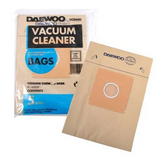 Original Daewoo RC605F Vacuum Cleaner Bag Pack of 5