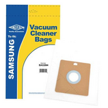 5x Vacuum Cleaner Dust Bags for Samsung Vp95B, Vp77, Vc5800,Lg He33700,Mu20550