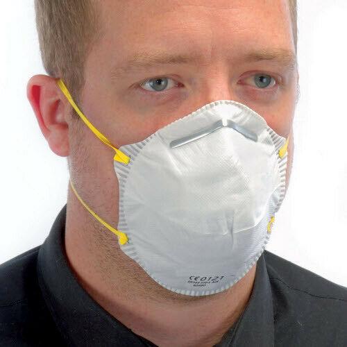 Draper 82480 FFP1 NR Moulded Masks 1 X Mask