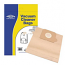 Vacuum Cleaner Dust Bags for Electrolux Z4495 Z4496 Z4497 Pack Of 5 E53 Type