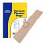 Vacuum Cleaner Dust Bags for Rowenta RU399 RU40 RU40.6 Pack Of 5 ZR81 Type