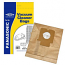 Vacuum Dust Bags for Panasonic MCE7305 MCE735 MCE735K Pack Of 5 C2E Type