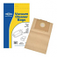 Replacement ZR76 Dust Bag BAG23 For Delonghi 498289