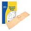 Vacuum Cleaner Dust Bags for Rowenta RB500 RB51 RB510 Pack Of 5 ZR80 Type