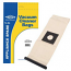 5 x Replacement Vacuum Cleaner Bags For Numatic James NRV200T 22 Type:NVM 33B