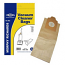 Replacement Vacuum Cleaner Bag For Morphy Richards Ultralight 73312 Pack of 5