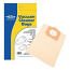 Replacement Vacuum Cleaner Bag For Moulinex Compact de Luxe 500 Pack of 5
