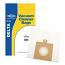 Replacement Vacuum Cleaner Bag For Lidl Delta KS1202 Pack of 5 Type:KS