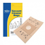 Sainsbury Basics 1200W Cylinder Replacement Vacuum Cleaner Paper Bags Pack of 5