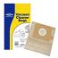 Dust Bags for Electrolux Z1009 Z1010 Z1011 Pack Of 5 E51, E51n, E65 Type