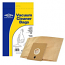 Replacement Vacuum Cleaner Bag For Daewoo BS1212 Pack of 5 Type:TB4