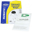 5 x Replacement Vacuum Cleaner Bags For Numatic Charles CVC370 Type:NVM 2BH